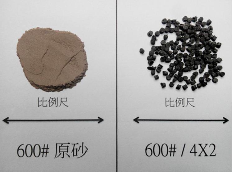 新型磨料 - 聚合磨料